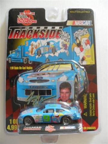 "1999 - Racing Champions - NASCAR - ""The Originals"" - Kenny Wallace - No. 55 - Monte Carlo - 1:64 Scale Die Cast Collectible - 1"