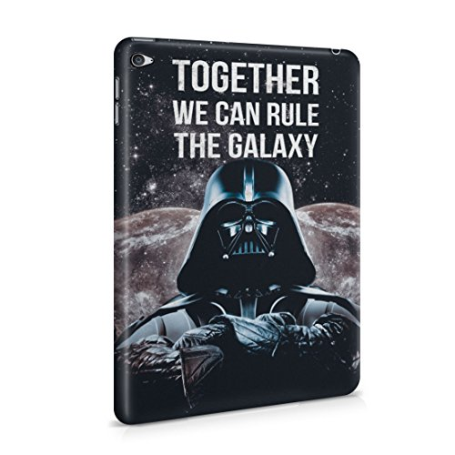 Star Wars Darth Vader Together We Can Rule The Galaxy Apple iPad Mini 4 Hard Plastic Case Cover