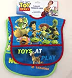 Toy Story 2 Pack Toddler Bibs