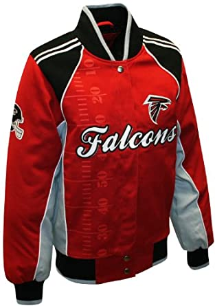 NFL Ladies Atlanta Falcons Franchise Twill Jacket by MTC Marketing, Inc