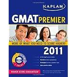 Kaplan GMAT 2011 Premier with CD-ROM (Kaplan GMAT Premier Program (w/CD)) ~ Kaplan