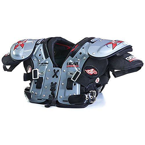 Gear-Pro-Tec-X2-AIR-X-SOBF-OLDLDETE-Football-Shoulder-Pads