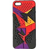 "Nike Jordan 7 VII Black Yellow Purple ""Raptor"" iPhone 5 5S Case"