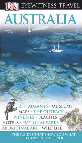 DK Eyewitness Travel Guide to Australia