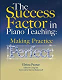 img - for The Success Factor: Making Practice Perfect book / textbook / text book