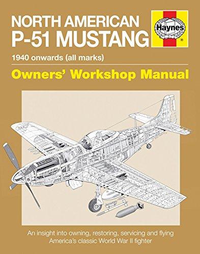 North American P-51 Mustang (Owners Workshop Manual)