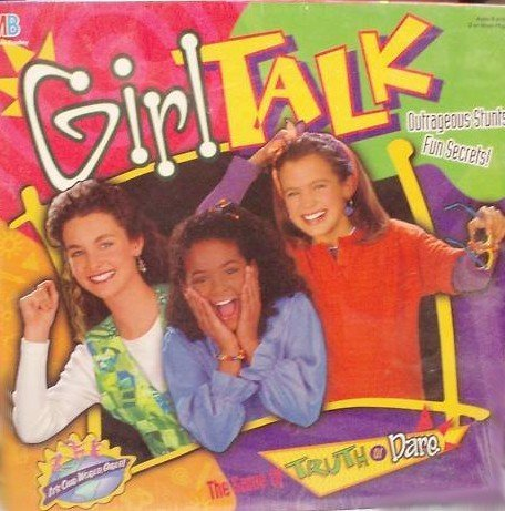 Girl Talk: The Game of Truth or Dare 1995 Edition