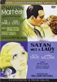 Le faucon maltais The Maltese Falcon (1931) / Satan Met a Lady (1936) (2 DVD) [ Origine Espagnole, Sans Langue Francaise ] [DVD]