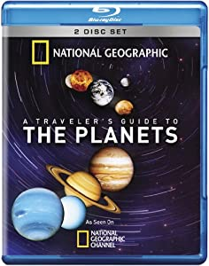 A Traveler's Guide to the Planets [Blu-ray]