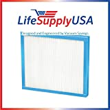 Replacement Filter fits Homedics AF-75FL AF-75 and AR-10 - Designed & Engineered By Vacuum Savings