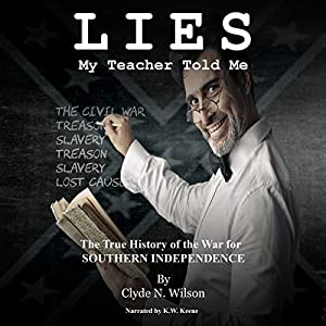 Lies My Teacher Told Me Audiobook