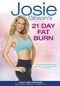 Josie Gibson's 21 Day Fat Burn [DVD]