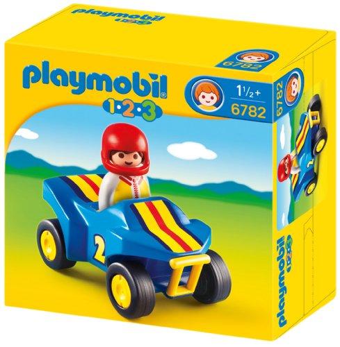 1.2.3quad Bike 6782 5053750790788 By Playmobil