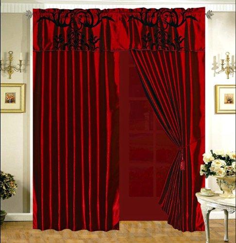 Black Silk Bedding front-1051547