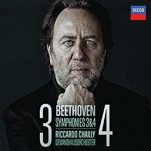 Symphonie N°3 - Symphonie N°4