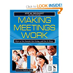 Get organized for efficient meetings