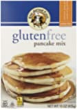 King Arthur Flour Gluten Free Pancake Mix, 15 Ounce (Pack of 6)