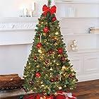 Brylanehome 6' Pre-Lit Christmas Tree