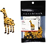 Nanoblock Nbc006 Giraffe Mc (Brown)