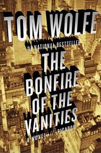 Image of Bonfire of the Vanities