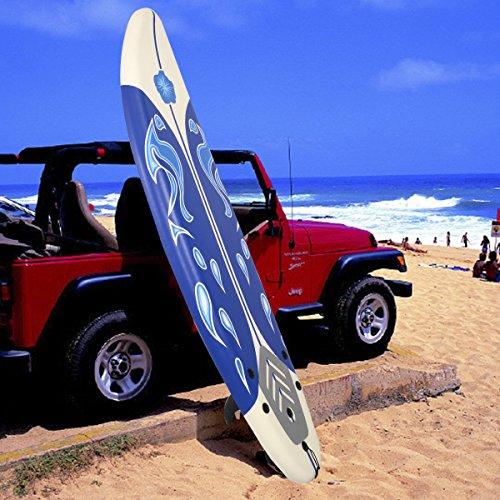Giantex 6' Surfboard Surf Foamie Boards Surfing Beach Ocean Body