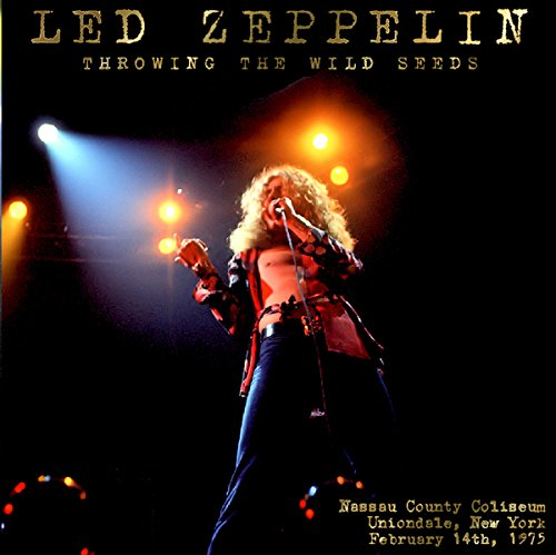 Led Zeppelin - Nassau County Coliseum,Uniondale,New York 1975 (3Cds)