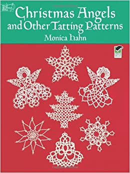 Crochet Patterns On Amazon : Tatting Patterns (Dover Knitting, Crochet, Tatting, Lace): Amazon ...