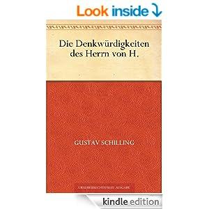 Die Denkwürdigkeiten des Herrn von H (German Edition)
