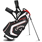 Callaway 2016 Chev Stand Bag - Black White Red