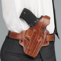 "Galco Fletch Holster Right Hand Tan 4"" S&W5906 FL244"