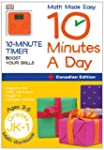 Math Made Easy 10 Minutes A Day Grade...