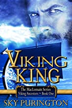 Viking King (The MacLomain Series: Viking Ancestors, Book 1)