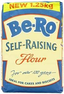 Be-Ro Self Raising Flour 1.25 Kg (Pack of 10)