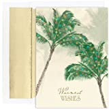 Palm Trees - Tropical Beach Holiday Cards
