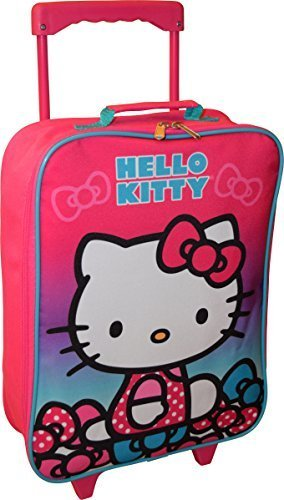 Hello-Kitty-155-Collapsible-Wheeled-Pilot-Case