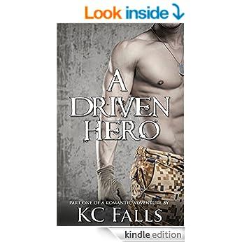 driven hero book cover