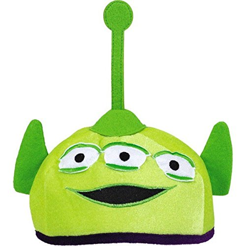 Amscan Adventurous Toy Story 3 Birthday Party Deluxe Hats (1 Piece), Green, 7 x 5 1/2""
