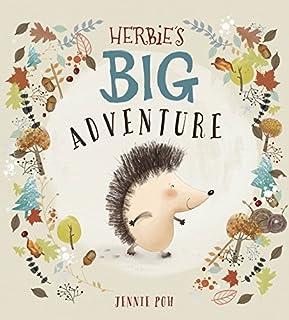 Book Cover: Herbie's Big Adventure