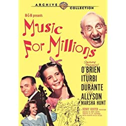 Music for Millions