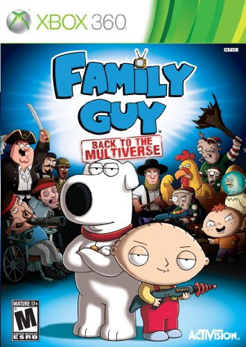 Family Guy Back to the Multiverse