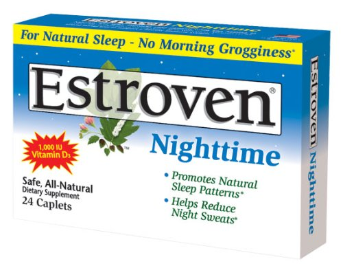 Estroven nocturnes, 24 comprimés (lot de 3)