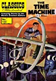 Image of The Time Machine (with panel zoom) 			 - Classics Illustrated