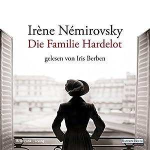 Die Familie Hardelot Hörbuch