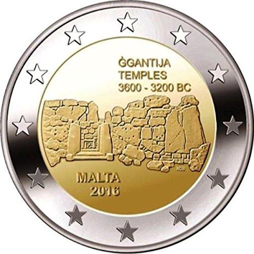 2-euro-malta-2016-tempel-von-ggantija-bankfrisch