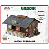 622 Warehouse Building Kit HO