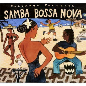 BRESIL : SAMBA BOSSA NOVA