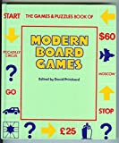 The Games & puzzles book of modern board games (0860020592) by Pritchard, David