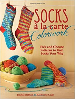 Book Review Socks A La Carte Colorwork Tinking Turtle