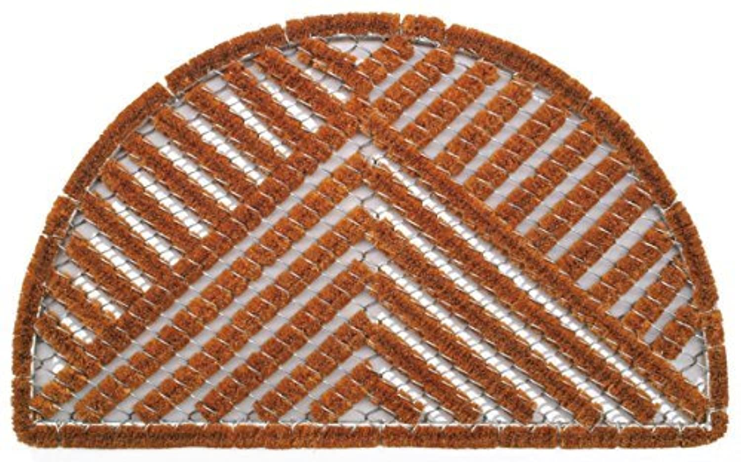 Faba home coir and wire mesh weatherproof heavy duty wire mesh grill mat for - Grille barbecue 70 x 40 ...