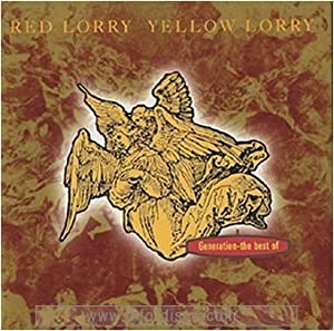 Generation: Best of by Red Lorry Yellow Lorry (1994) Audio CD